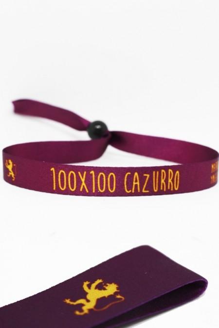Pulsera 100x100 Cazurro
