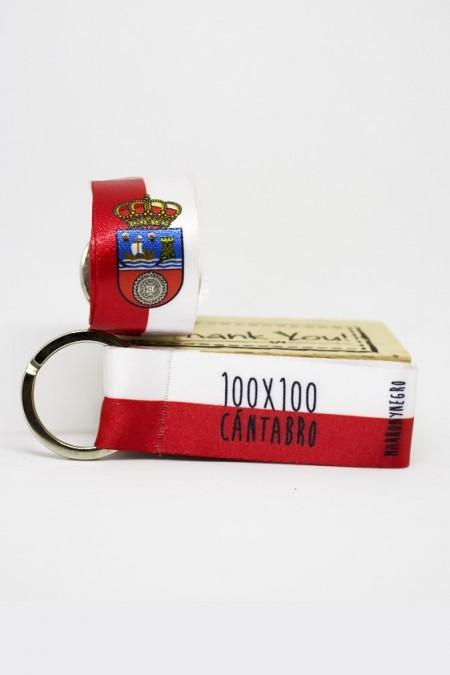 Llavero 100x100 Cántabro