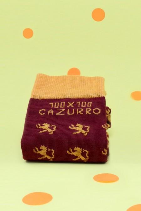 Calcetines 100x100 Cazurro