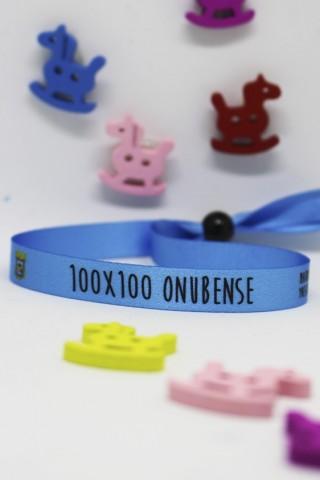 Pulsera  100x100 Onubense