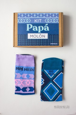 Pack 2 calcetines Papá...