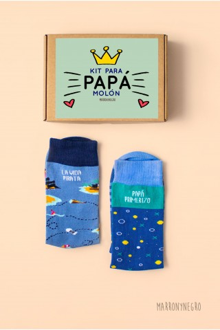 Pack 2 calcetines Papá...