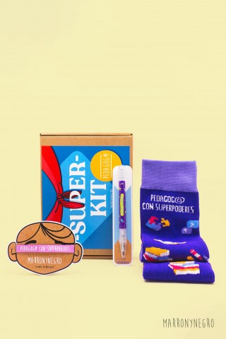 Pack Pedagog@ con superpoderes