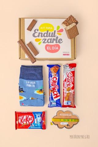"Pack Chocolate ""La vida..."