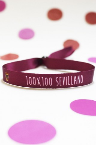 Pulsera 100x100 Sevillano