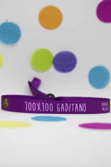Pulsera 100x100 Gaditano