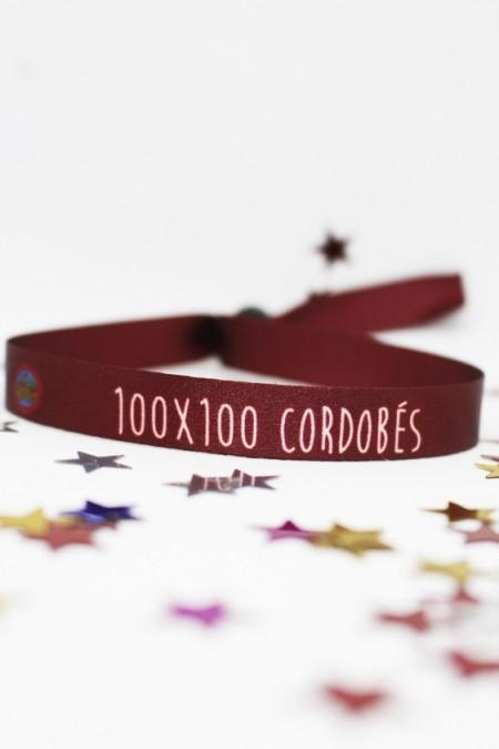 Pulsera 100x100 Cordobés
