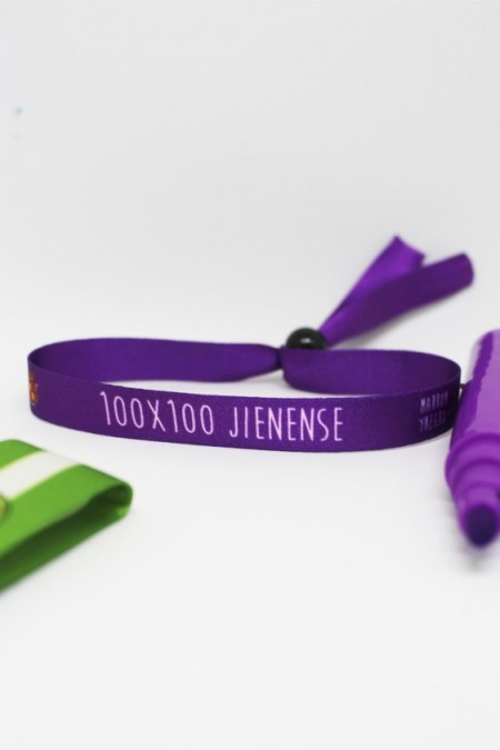 Pulsera 100x100 Jienense