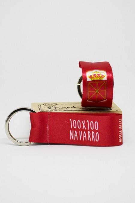 Llavero 100x100 Navarro