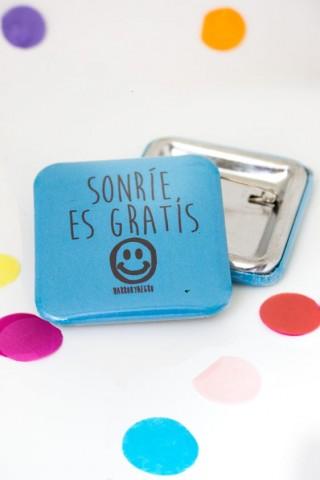 Chapa Sonríe, es gratis