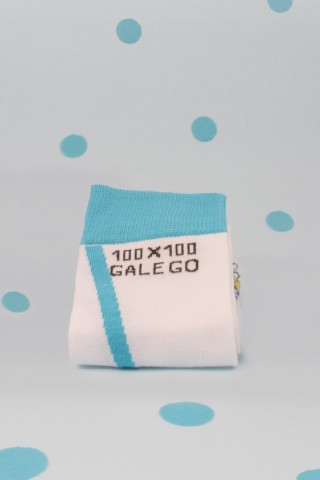 Calcetines 100x100 Galego
